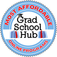GradSchoolHub.com affordability ranking badge