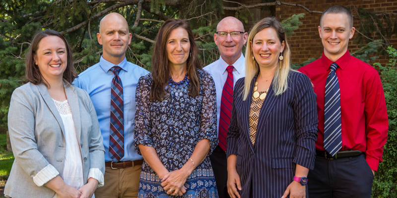 New faculty members at Northwestern College