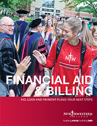 Next Steps in Financial Aid and Billing