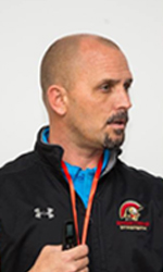 Gary Schofield, NWC Performance Clinic speaker