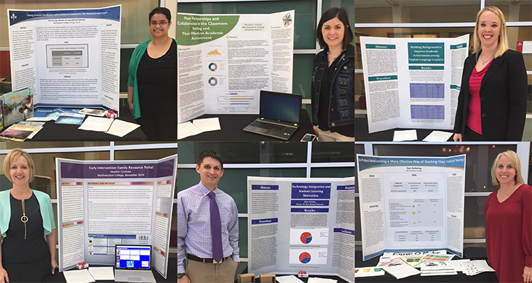Northwestern M.Ed Capstone Research Presenters