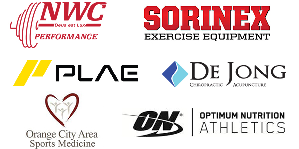 Performance Clinic Sponsors 2020