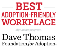 Best Adoption-Friendly Workplaces logo