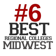 #10 Best Recional Colleges Midwest
